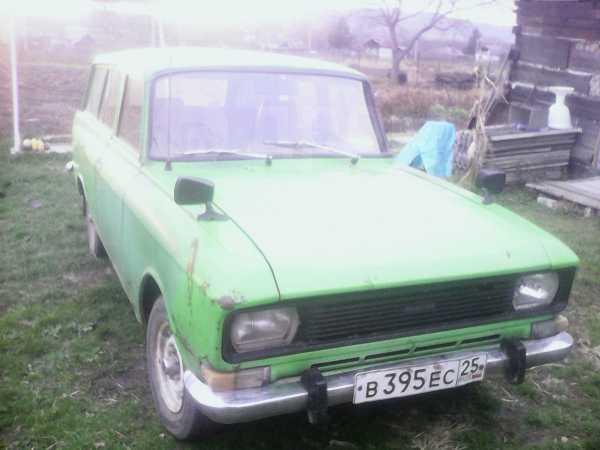 Москвич 2137, 1983 год, 25 000 руб.