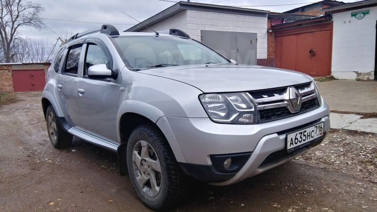 Renault Duster, 2016 год, 799 000 руб.