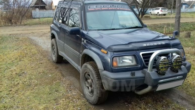 Suzuki Escudo, 1995 год, 265 000 руб.