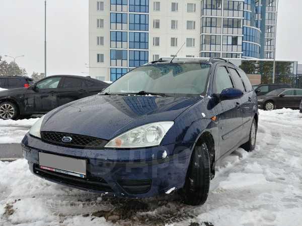 Ford Focus, 2004 год, 239 900 руб.