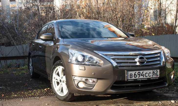 Nissan Teana, 2014 год, 1 075 000 руб.