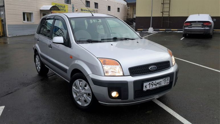 Ford Fusion, 2008 год, 259 000 руб.