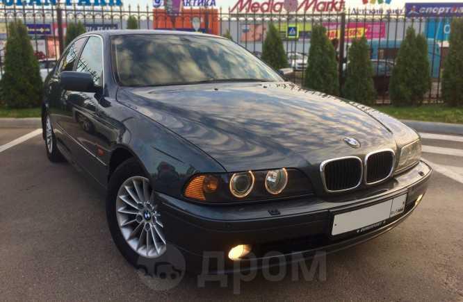 BMW 5-Series, 2002 год, 580 000 руб.