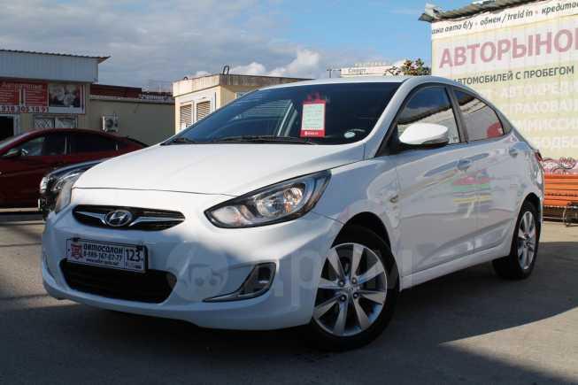 Hyundai Solaris, 2012 год, 499 999 руб.