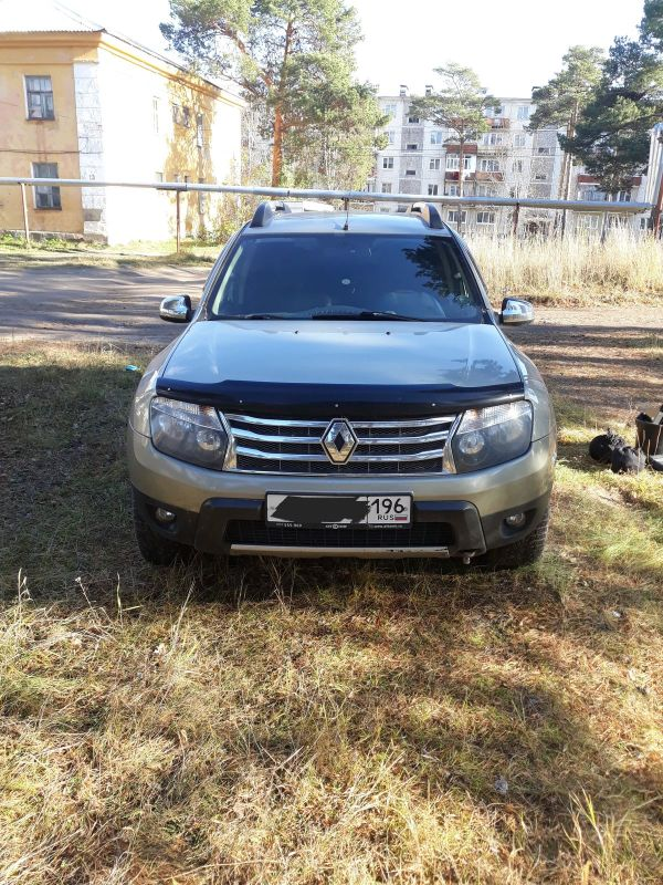 Renault Duster, 2012 год, 580 000 руб.