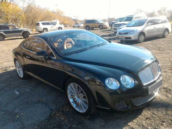 Bentley Continental GT, 2008 год, 2 500 000 руб.