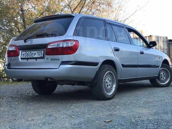 Mazda Capella, 2001 год, 166 000 руб.
