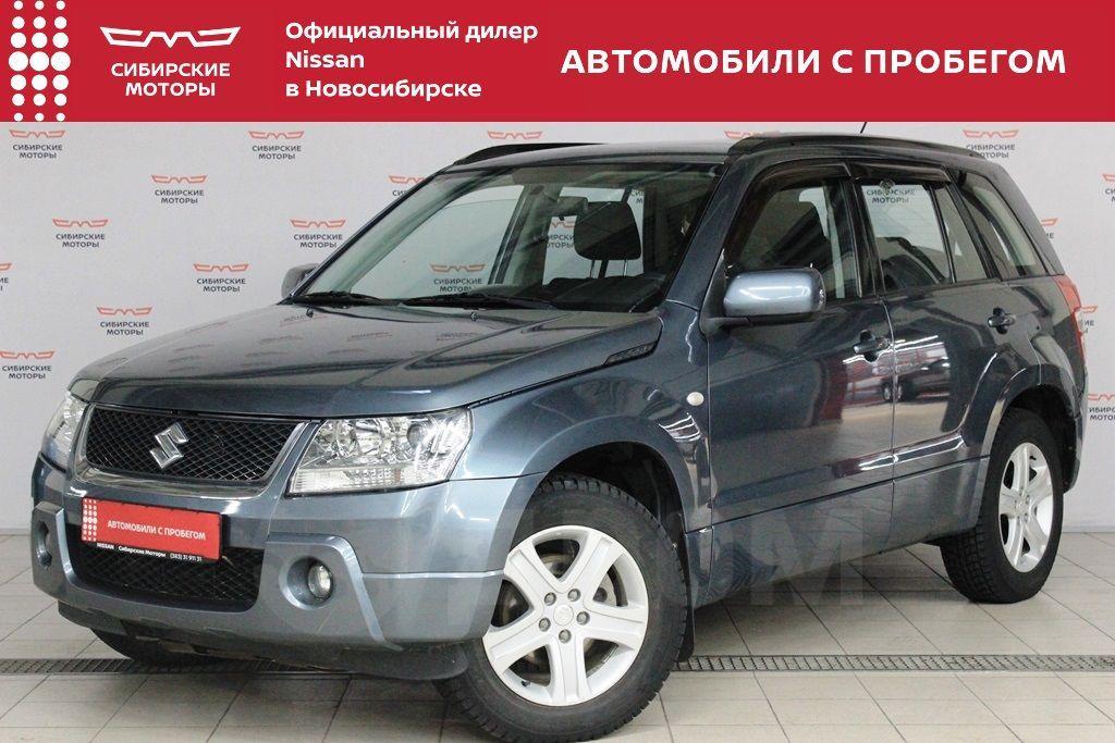 Продажа Сузуки Гранд Витара 2007 в Новосибирске, 2 л., акпп ... b25dbba7b54