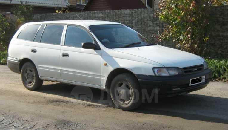Toyota Caldina, 1995 год, 119 000 руб.