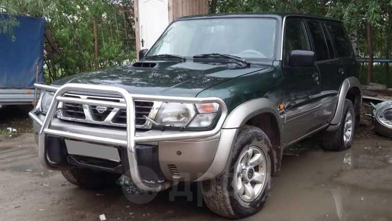 Nissan Patrol, 1999 год, 330 000 руб.
