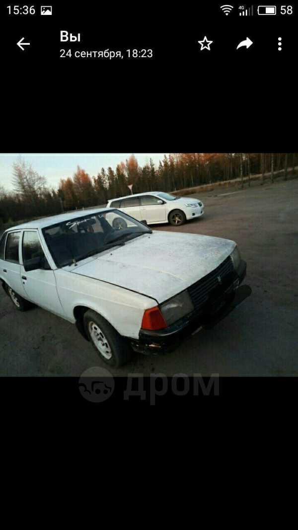 Москвич 2141, 1997 год, 40 000 руб.