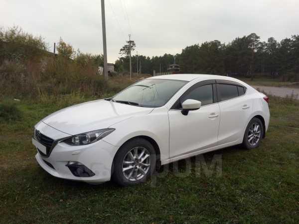 Mazda Mazda3, 2013 год, 860 000 руб.