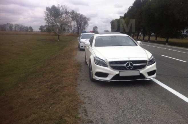 Mercedes-Benz CLS-Class, 2015 год, 2 500 000 руб.
