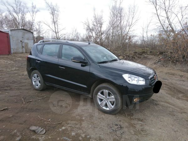 Geely Emgrand X7, 2014 год, 600 000 руб.