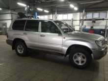 Новокузнецк Land Cruiser 1998
