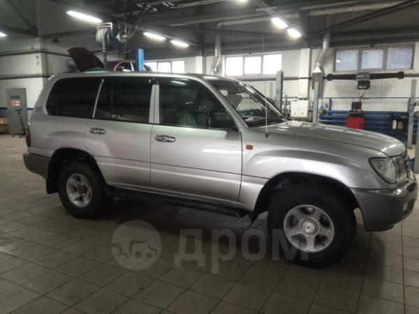 Toyota Land Cruiser, 1998 год, 990 000 руб.