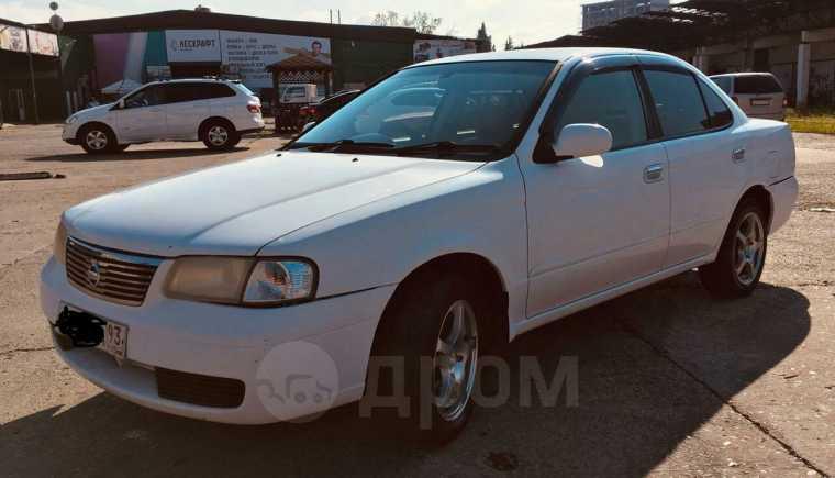 Nissan Sunny, 2003 год, 160 000 руб.