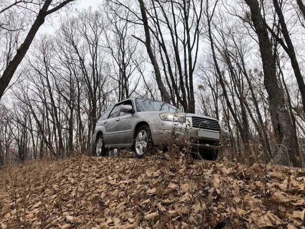 Subaru Forester, 2007 год, 589 000 руб.