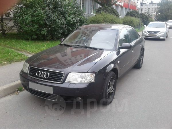 Audi A6, 2002 год, 349 000 руб.