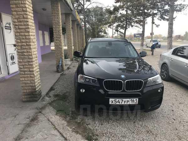 BMW X3, 2012 год, 1 430 000 руб.