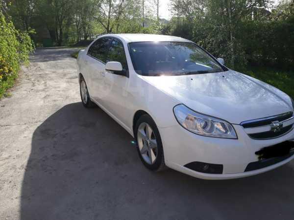Chevrolet Epica, 2008 год, 390 000 руб.
