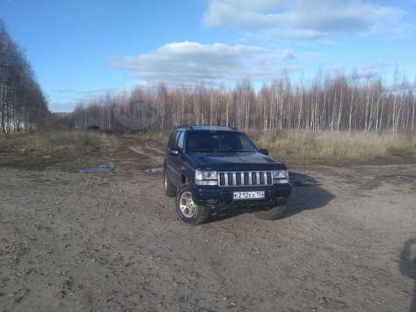 Jeep Grand Cherokee, 1997 год, 380 000 руб.