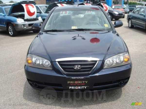 Hyundai Elantra, 2004 год, 190 000 руб.