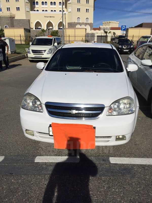 Chevrolet Lacetti, 2009 год, 264 000 руб.