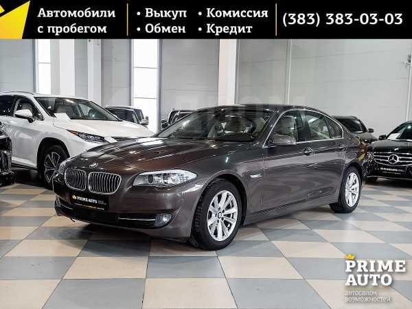 BMW 5-Series, 2012 год, 1 279 000 руб.