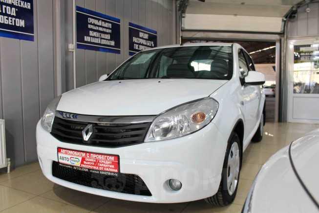 Renault Sandero, 2012 год, 409 900 руб.