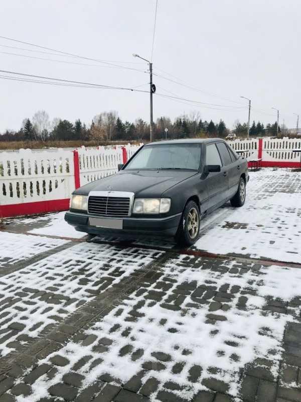 Mercedes-Benz E-Class, 1987 год, 150 000 руб.