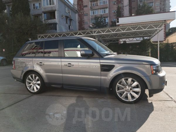 Land Rover Range Rover Sport, 2012 год, 1 390 000 руб.