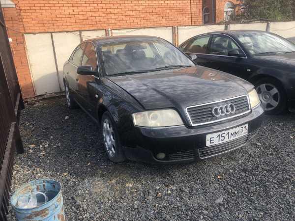 Audi A6, 2002 год, 318 000 руб.