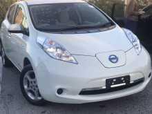 Новороссийск Nissan Leaf 2012
