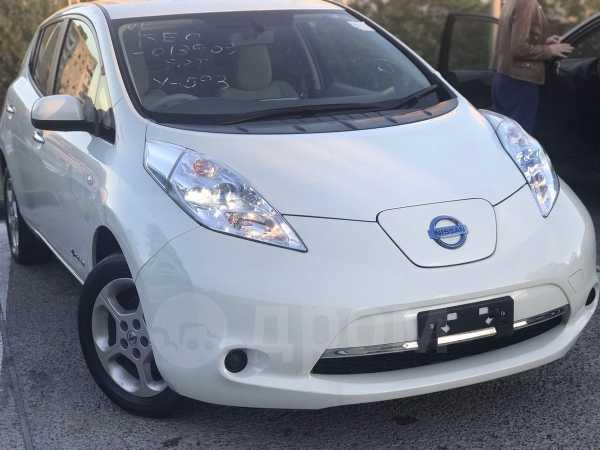 Nissan Leaf, 2012 год, 579 000 руб.