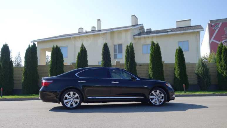 Lexus LS600hL, 2008 год, 890 000 руб.