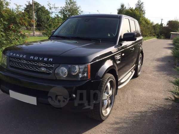 Land Rover Range Rover Sport, 2011 год, 1 280 000 руб.