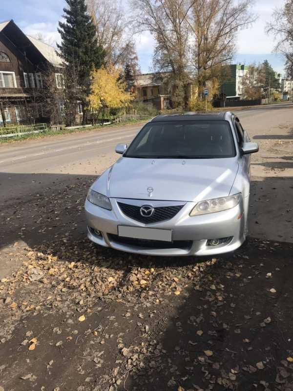 Mazda Mazda6, 2004 год, 455 555 руб.
