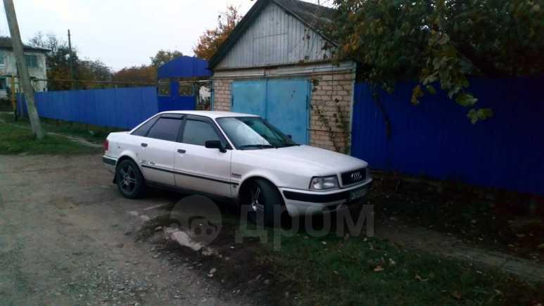 Audi 80, 1992 год, 120 000 руб.