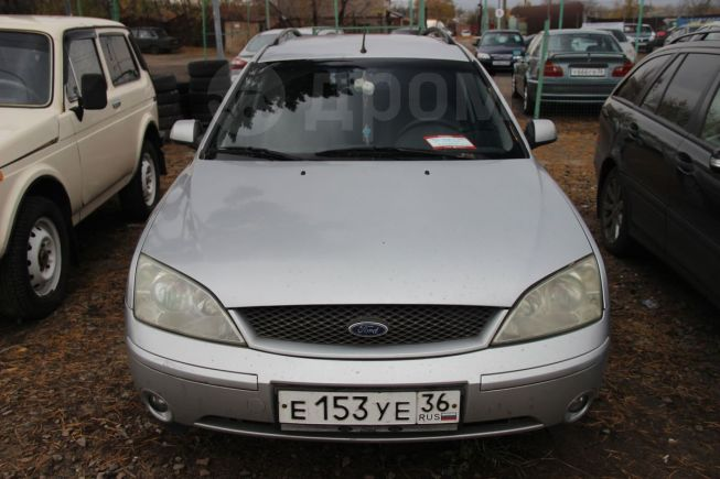 Ford Mondeo, 2002 год, 185 000 руб.