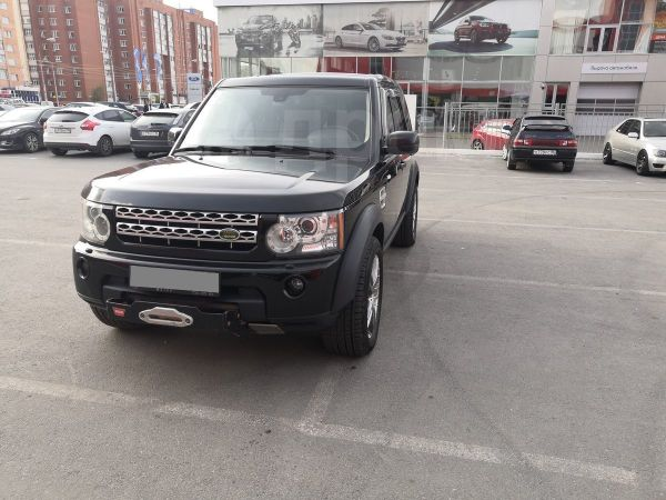 Land Rover Discovery, 2009 год, 1 350 000 руб.