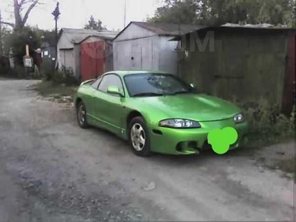 Mitsubishi Eclipse, 1997 год, 250 000 руб.