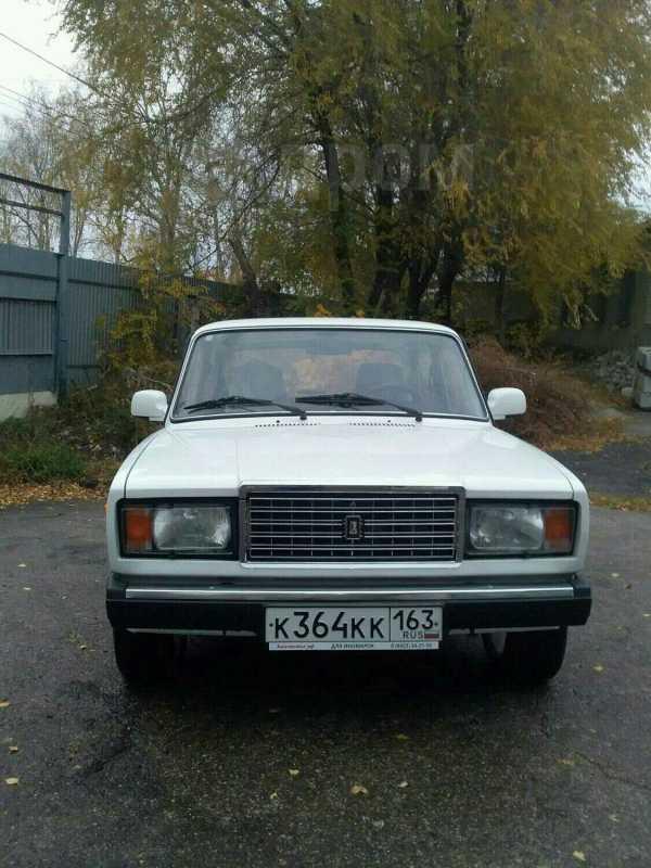 Лада 2107, 2008 год, 150 000 руб.