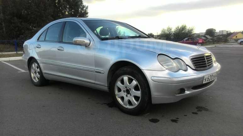 Mercedes-Benz C-Class, 2001 год, 240 000 руб.