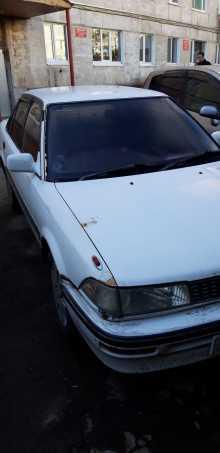 Магадан Corolla 1990