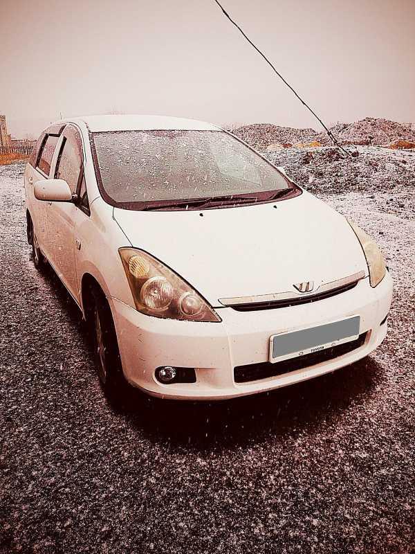 Toyota Wish, 2004 год, 230 000 руб.