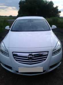 Тамбов Opel Insignia 2013