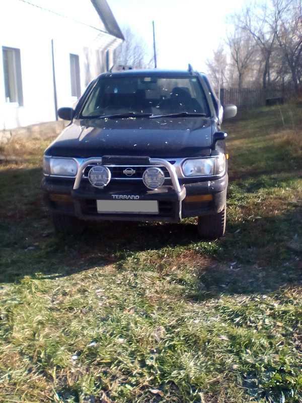 Nissan Terrano, 1996 год, 370 000 руб.