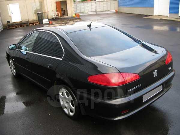 Peugeot 607, 2002 год, 400 000 руб.