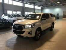 Новосибирск Hilux Pick Up 2018